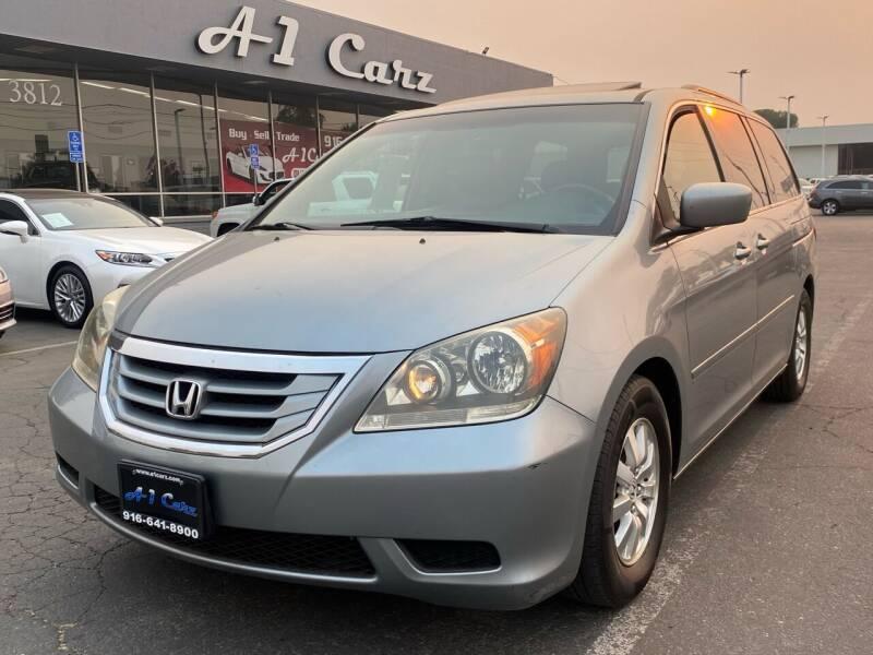 2008 Honda Odyssey for sale at A1 Carz, Inc in Sacramento CA