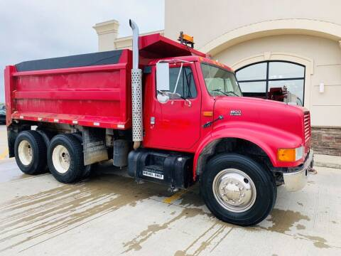 1998 International 4900 for sale at Superior Auto Mall of Chenoa in Chenoa IL