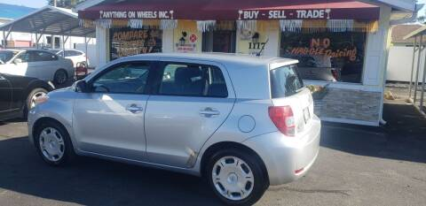 2009 Scion xD for sale at ANYTHING ON WHEELS INC in Deland FL