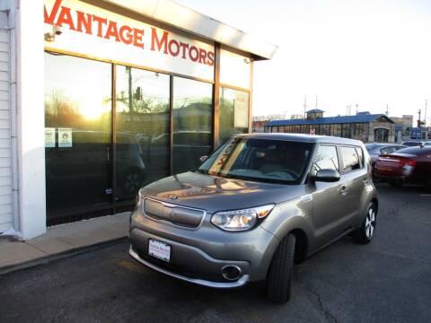 2017 Kia Soul EV for sale at Vantage Motors LLC in Raytown MO