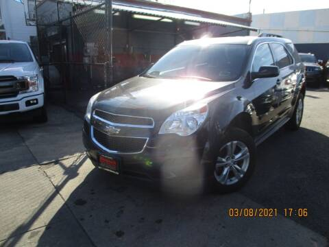 2015 Chevrolet Equinox for sale at Newark Auto Sports Co. in Newark NJ