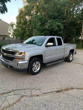 2018 Chevrolet Silverado 1500 for sale at Long Island Exotics in Holbrook NY