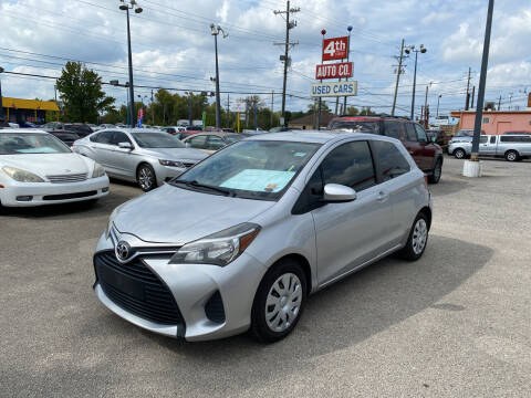 2015 Toyota Yaris for sale at 4th Street Auto in Louisville KY