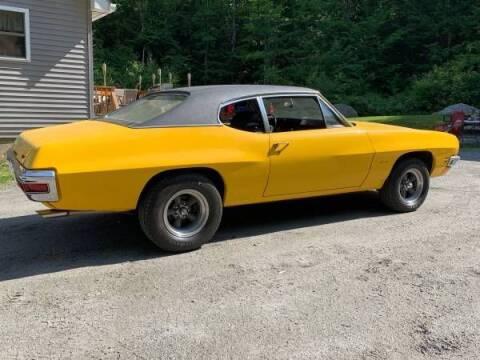 1971 Pontiac Le Mans for sale at Classic Car Deals in Cadillac MI