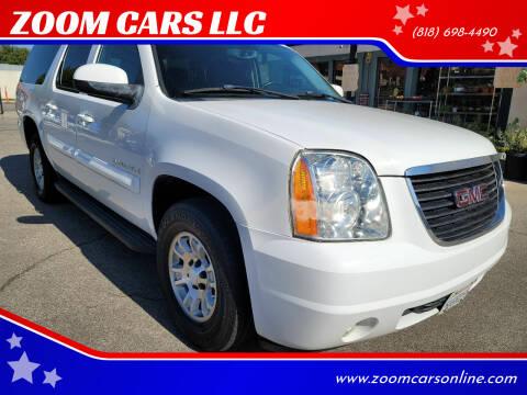 2007 GMC Yukon XL for sale at ZOOM CARS LLC in Sylmar CA
