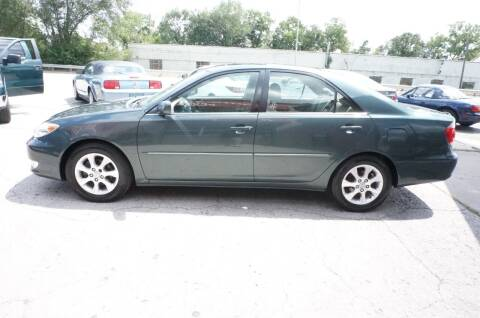 2005 Toyota Camry for sale at Heartland Auto Plaza in Bonner Springs KS