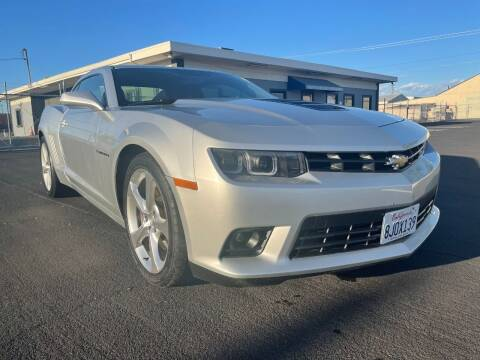 2014 Chevrolet Camaro for sale at Approved Autos in Sacramento CA