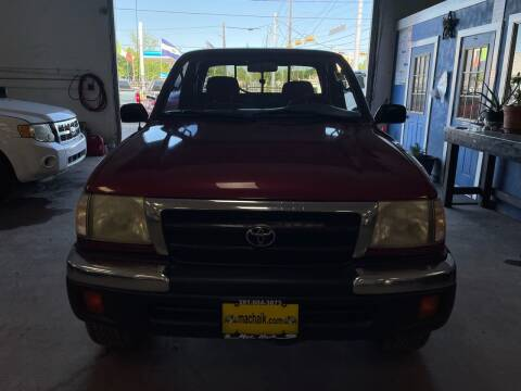 1999 Toyota Tacoma for sale at Ricky Auto Sales in Houston TX