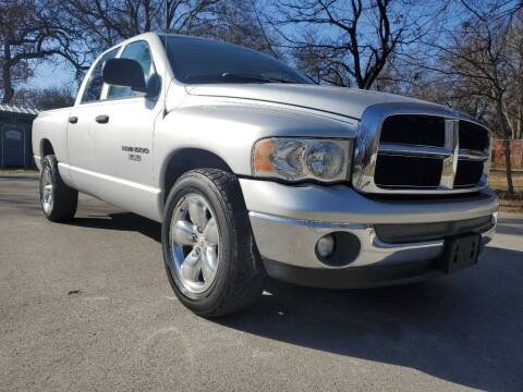 2005 Dodge Ram Pickup 1500 for sale at Thornhill Motor Company in Lake Worth TX