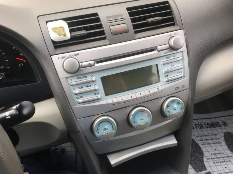 2008 Toyota Camry LE 4dr Sedan 5A - Fort Scott KS