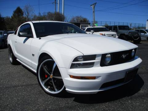 2005 Ford Mustang for sale at Unlimited Auto Sales Inc. in Mount Sinai NY
