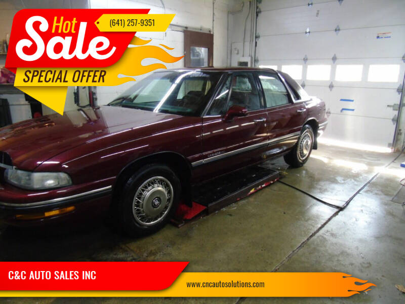 1999 Buick LeSabre for sale at C&C AUTO SALES INC in Charles City IA
