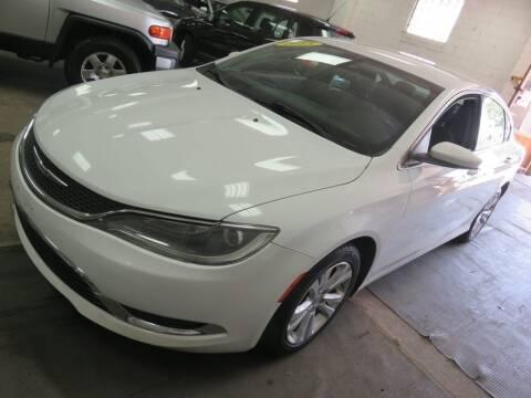 2015 Chrysler 200 for sale at US Auto in Pennsauken NJ