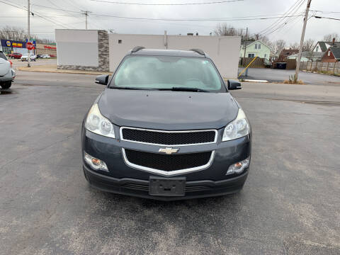 2010 Chevrolet Traverse for sale at L.A. Automotive Sales in Lackawanna NY