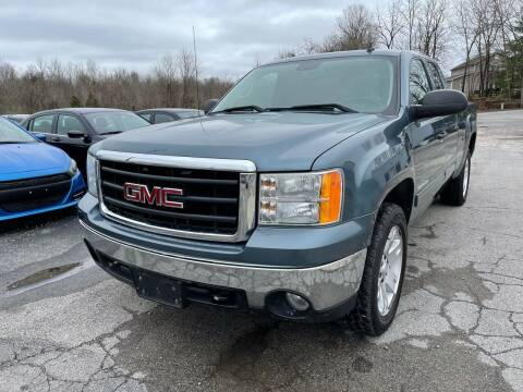 2008 GMC Sierra 1500 for sale at Best Buy Auto Sales in Murphysboro IL