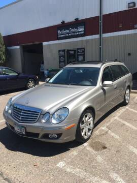 2008 Mercedes-Benz E-Class for sale at Specialty Auto Wholesalers Inc in Eden Prairie MN