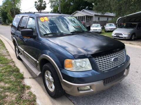 2004 Ford Expedition for sale at Castagna Auto Sales LLC in Saint Augustine FL