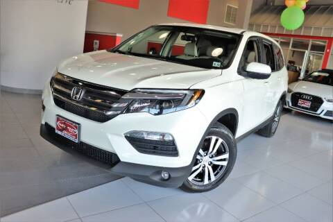 2017 Honda Pilot for sale at Quality Auto Center of Springfield in Springfield NJ