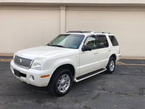 2004 Mercury Mountaineer for sale at Carland Auto Sales INC. in Portsmouth VA