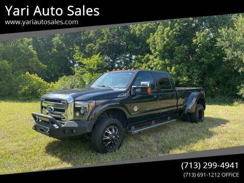 2011 Ford F-350 Super Duty for sale at Yari Auto Sales in Houston TX
