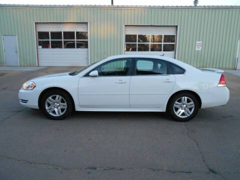 2012 Chevrolet Impala for sale at Creighton Auto & Body Shop in Creighton NE