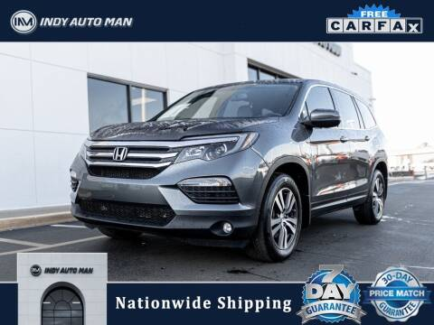 2018 Honda Pilot for sale at INDY AUTO MAN in Indianapolis IN