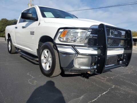2017 RAM Ram Pickup 1500 for sale at Thornhill Motor Company in Hudson Oaks, TX