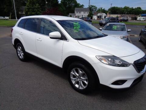 2014 Mazda CX-9 for sale at BETTER BUYS AUTO INC in East Windsor CT