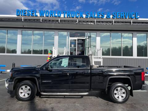 2016 GMC Sierra 1500 for sale at Diesel World Truck Sales in Plaistow NH