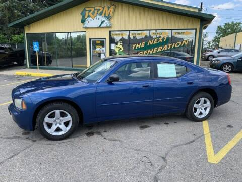 2009 Dodge Charger for sale at RPM AUTO SALES in Lansing MI