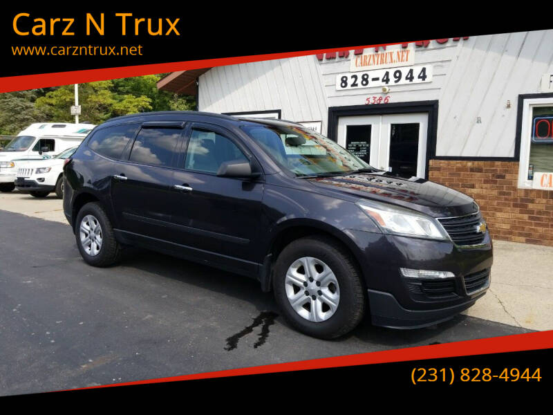 2014 Chevrolet Traverse for sale at Carz N Trux in Twin Lake MI