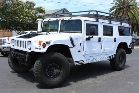 1998 AM General Hummer for sale at CA Lease Returns in Livermore CA
