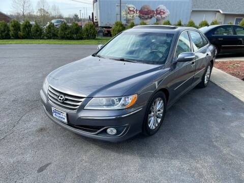 2011 Hyundai Azera for sale at Empire Alliance Inc. in West Coxsackie NY