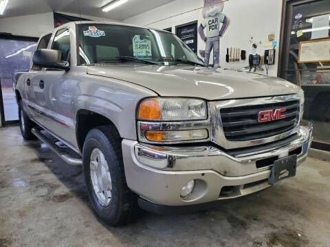 2006 GMC Sierra 1500 for sale at Oxford Auto Sales in North Oxford MA