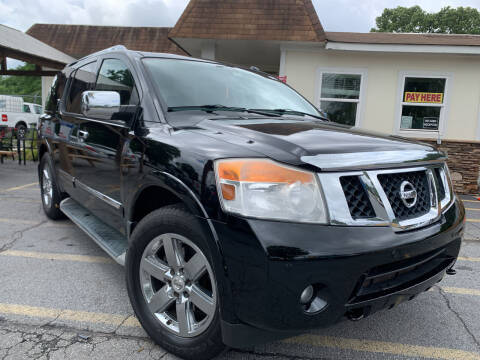 2010 Nissan Armada for sale at Hola Auto Sales in Atlanta GA