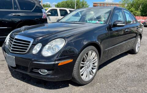 2008 Mercedes-Benz E-Class for sale at Mayer Motors of Pennsburg in Pennsburg PA