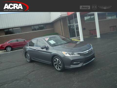 2017 Honda Accord for sale at BuyRight Auto in Greensburg IN