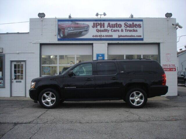2012 Chevrolet Suburban for sale at JPH Auto Sales in Eastlake OH