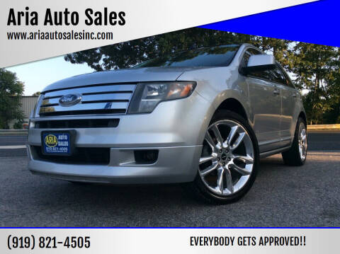 2010 Ford Edge for sale at ARIA  AUTO  SALES in Raleigh NC