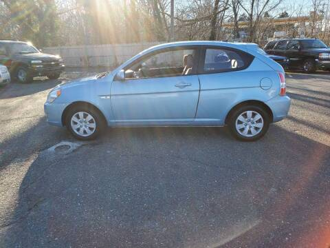 2010 Hyundai Accent for sale at CANDOR INC in Toms River NJ