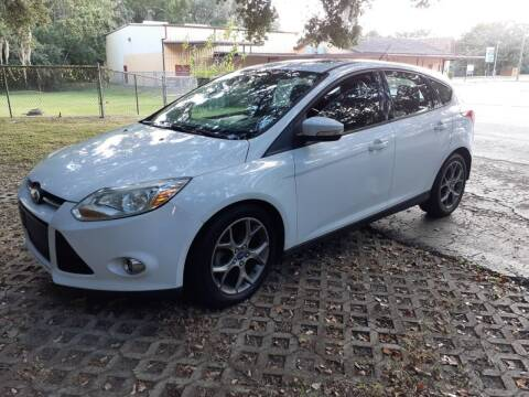 2013 Ford Focus for sale at Royal Auto Mart in Tampa FL