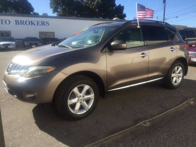 2009 Nissan Murano for sale at Oxnard Auto Brokers in Oxnard CA