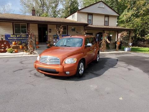 2008 Chevrolet HHR for sale at BIG #1 INC in Brownstown MI