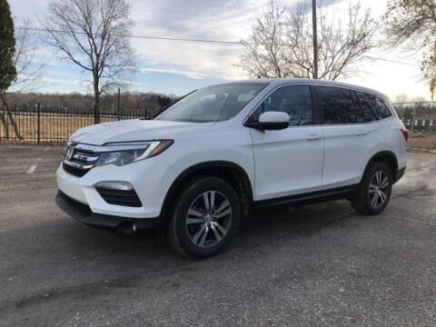 2017 Honda Pilot for sale at Victoria Auto Sales in Victoria MN