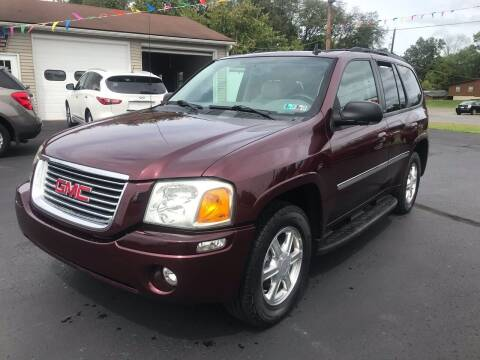 2007 GMC Envoy for sale at Baker Auto Sales in Northumberland PA