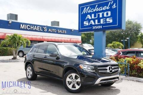 2018 Mercedes-Benz GLC for sale at Michael's Auto Sales Corp in Hollywood FL