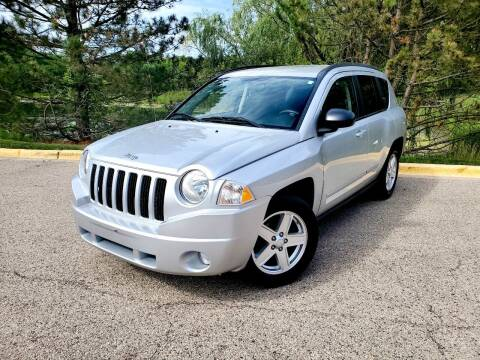 2010 Jeep Compass for sale at Excalibur Auto Sales in Palatine IL