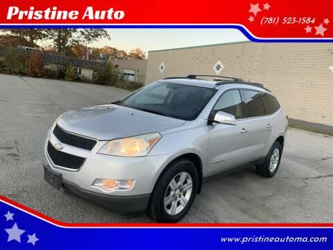 2009 Chevrolet Traverse for sale at Pristine Auto in Whitman MA