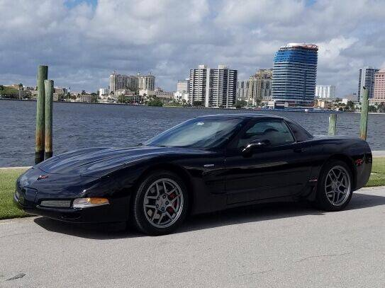 2001 Chevrolet Corvette for sale at The Car Buying Center in St Louis Park MN