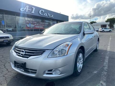 2011 Nissan Altima for sale at A1 Carz, Inc in Sacramento CA